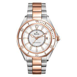 SALE! Bulova Women's Two Tone 36mm Watch